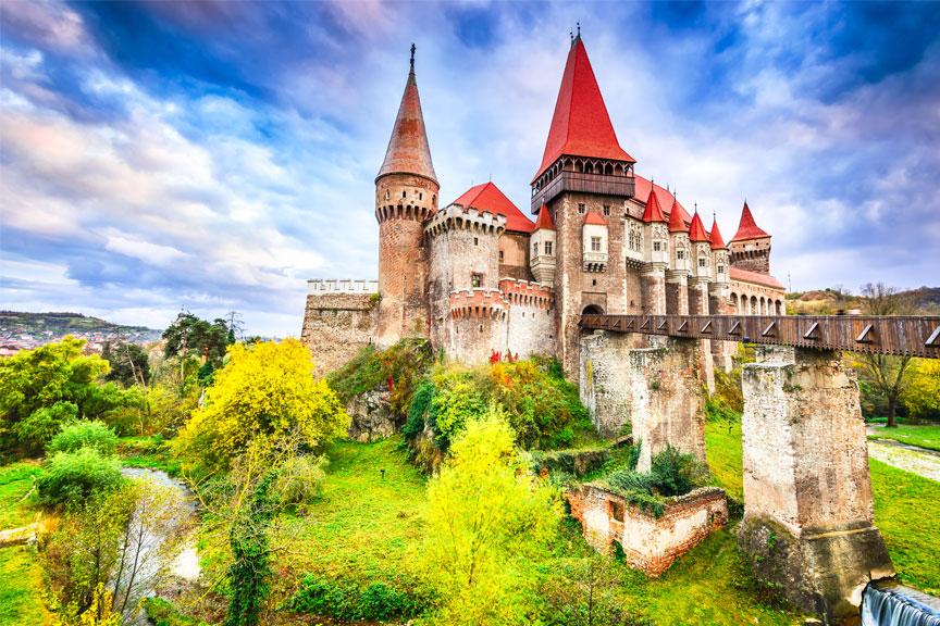 Pilis Rumunijoje, Transilvanija