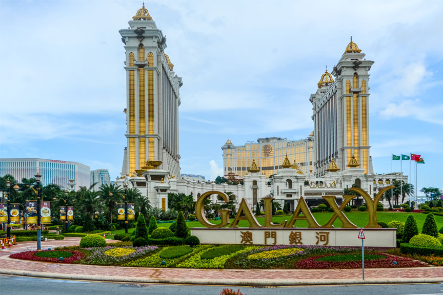 Makao viešbučiai