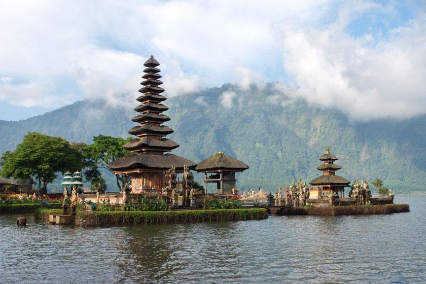 Žymiausia Balio šventykla