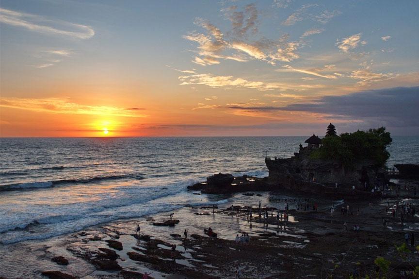 Balio saulėlydžiai