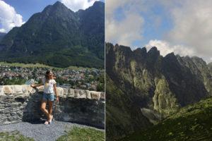 Ernesta kalnuose