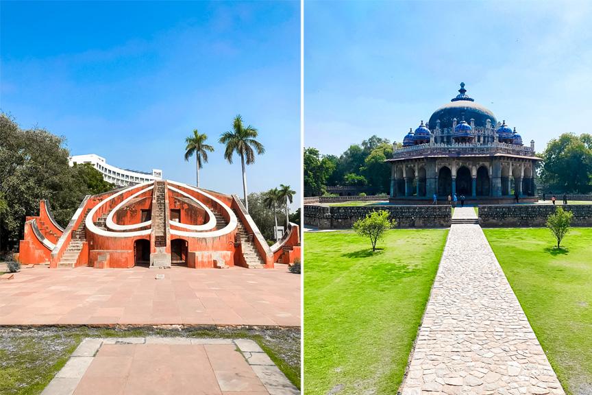 Indija, šventyklos