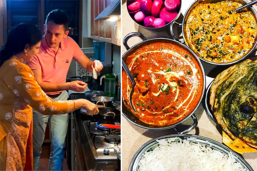 Indiškas maistas